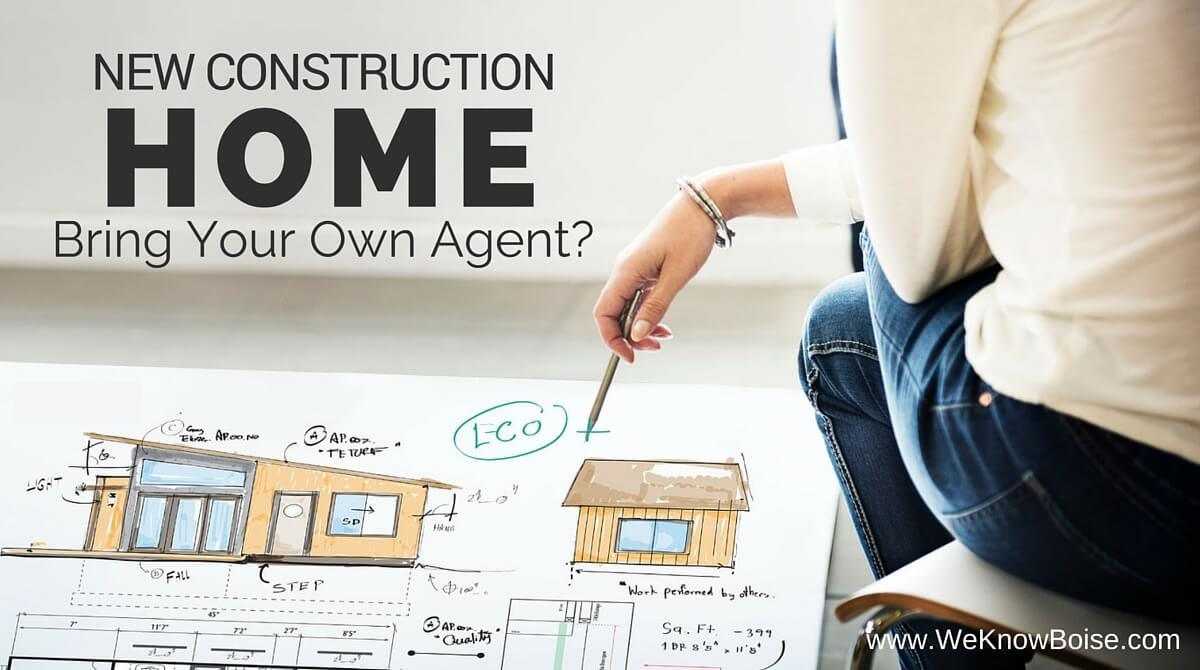 Do you need a realtor to buy a new construction home for When building a new home what to know