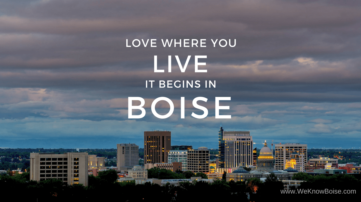 Living in Boise Idaho  Love Where You Live. Cost Of Living In Meridian Idaho. Home Design Ideas