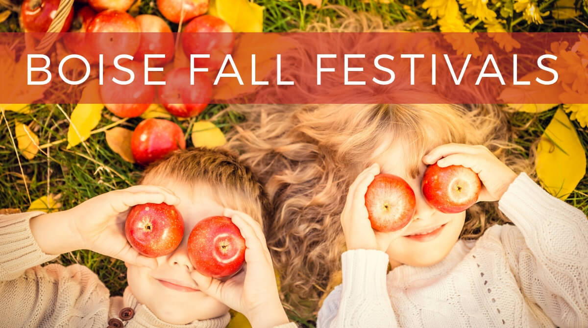 Best Fall Festivals Events Things To Do In Boise In The Fall