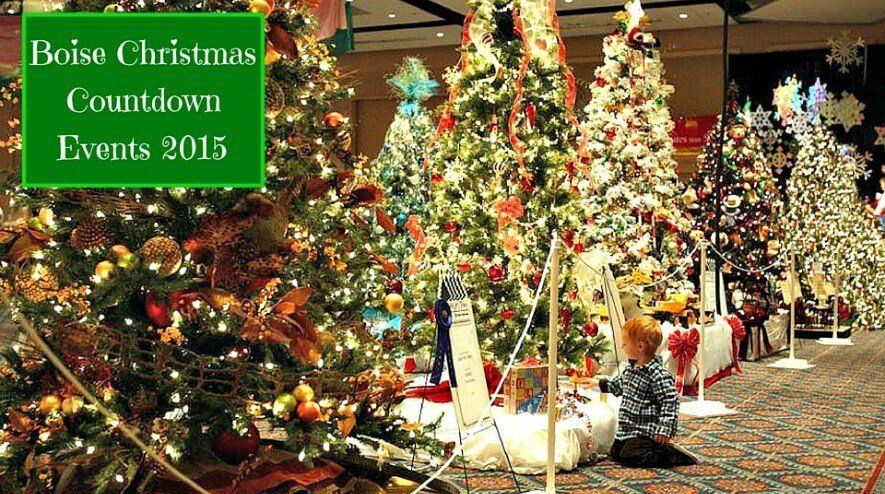 Boise Christmas Countdown Events 2015