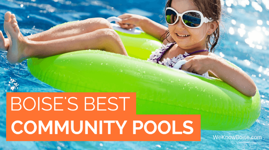 Boise Swimming Pools Guide Best Swimming Pools in Boise ID