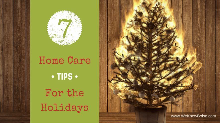 7 Holiday Home Safety Tips Dont Get Burned By The Holidays