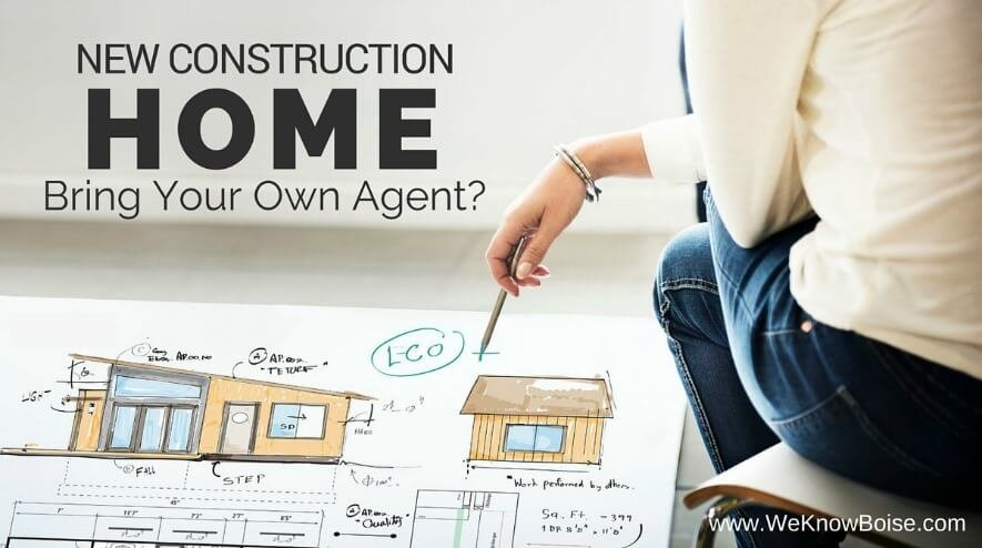 Need A Realtor Buy New Construction Home