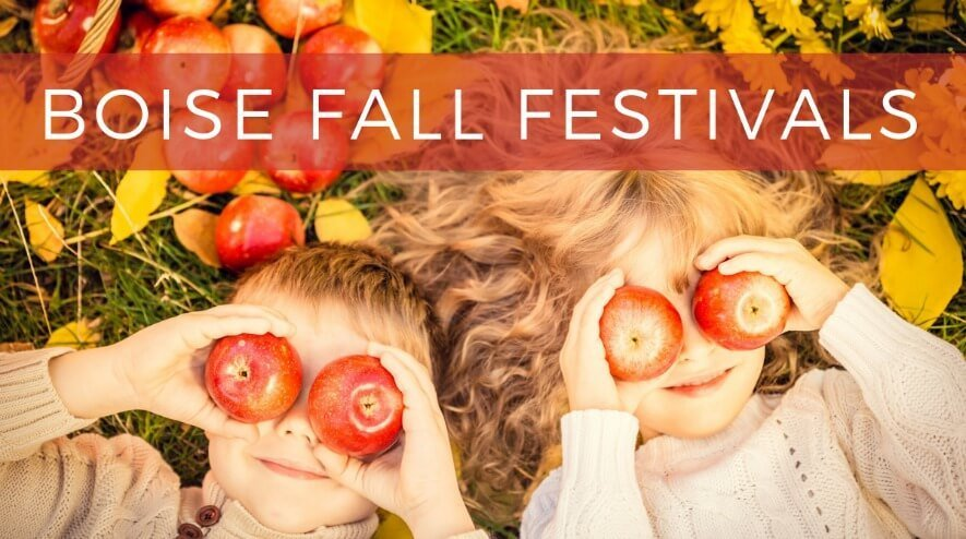 Fall Festivals + Events in Boise and the Treasure Valley