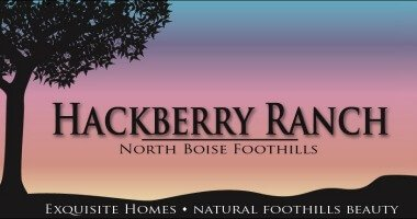 Hackberry Ranch Subdivision Boise ID