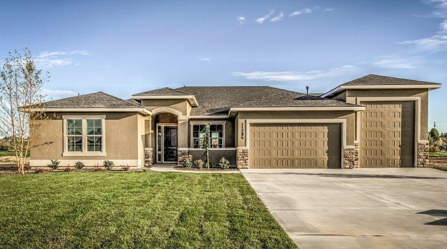Teton by sunrise homes of idaho plan for sale kuna id for Idaho home plans