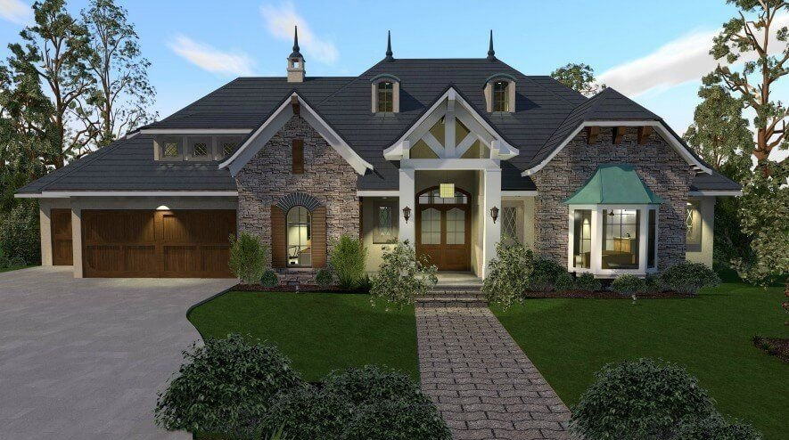 The Lewiston by Legacy Homes