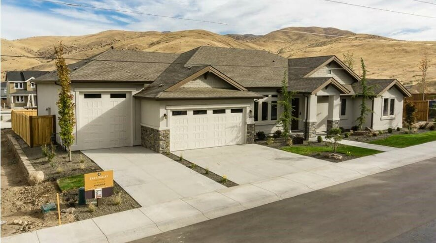 The Mirada by Tahoe Homes
