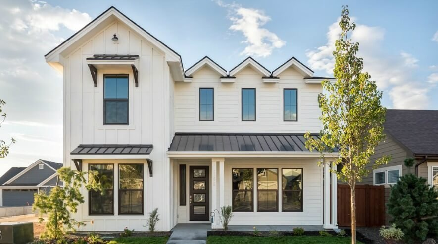 The Sierra by Tresidio Homes