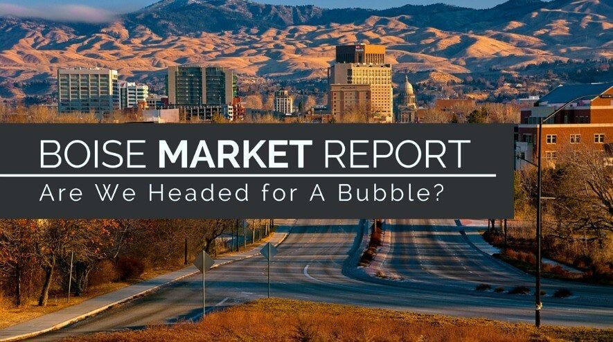 Are We Headed For A Boise Housing Bubble