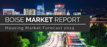 Boise Real Estate Forecast 2019