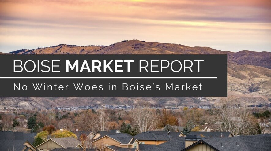 Seasonality Evaporates in Boise's Hot Housing Market