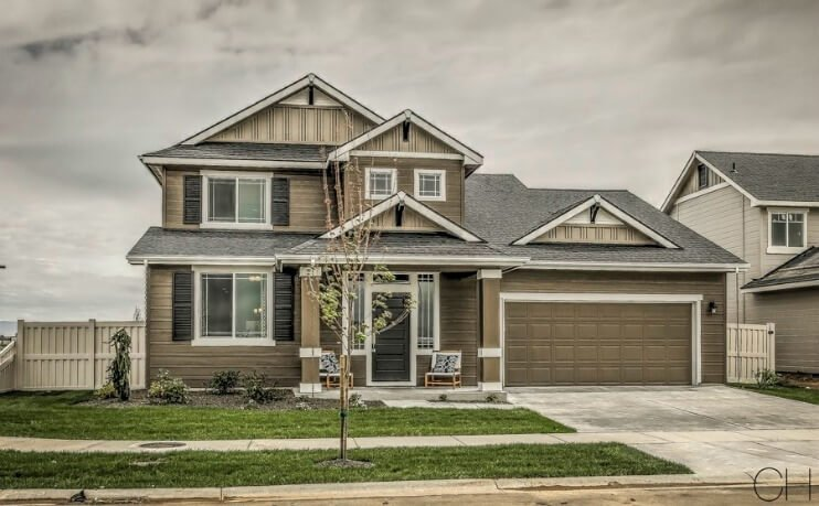 Carson by Coleman Homes
