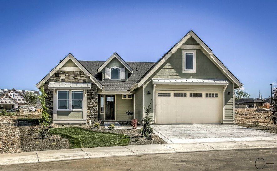 The Chatham By Wolverton Homes Of Boise Real Estate In