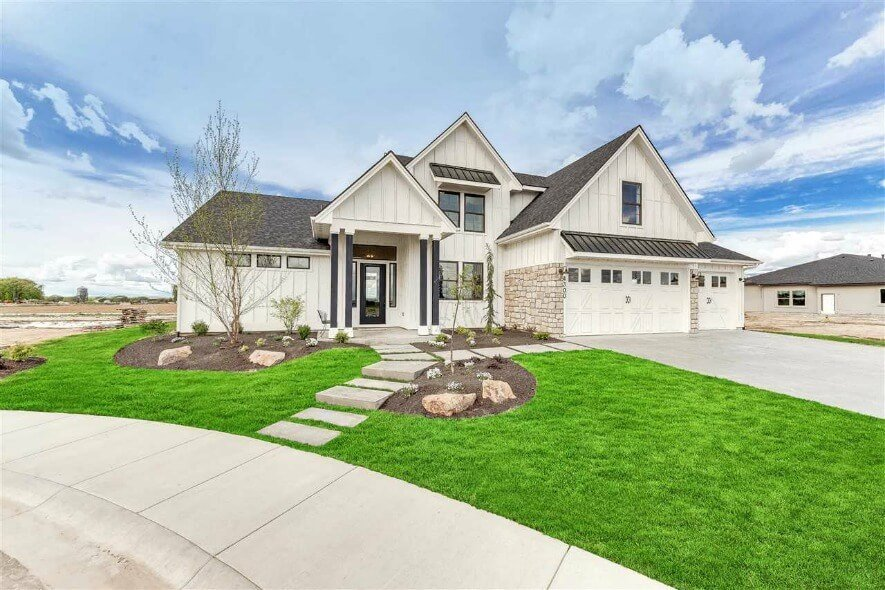 Clark Falls by Gardner Homes Idaho