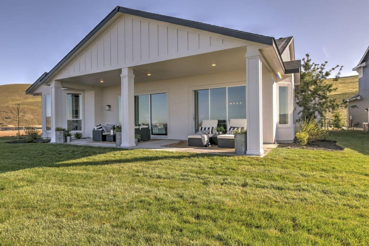 The Cottonwood By Boise Hunter Homes