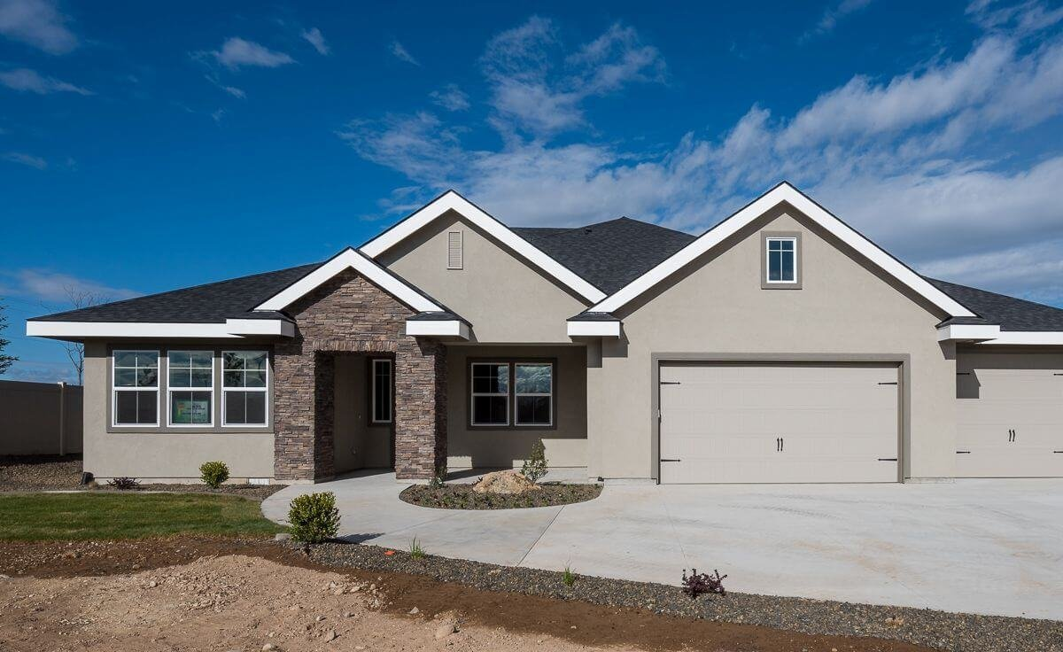 The Laredo By Riverwood Homes