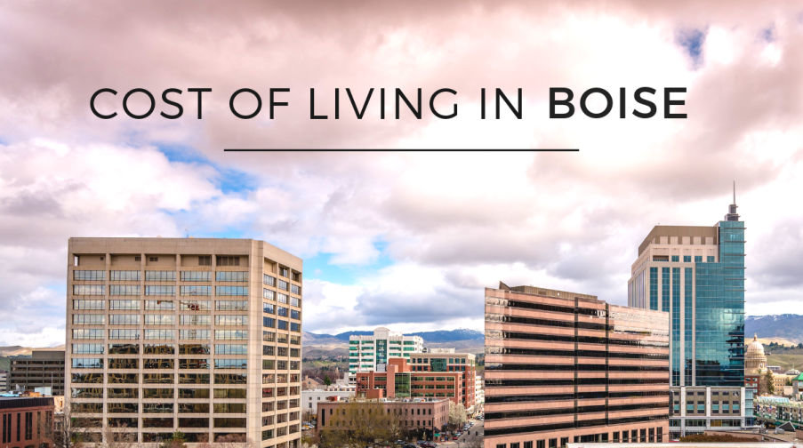 What is the Cost of Living in Boise, Idaho?