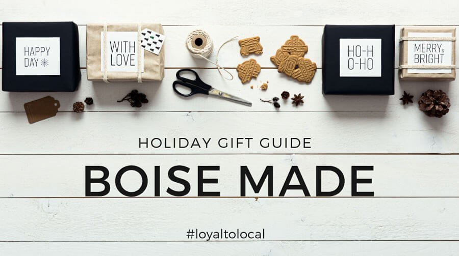 We Know Boise's Holiday Gift Guide 2018