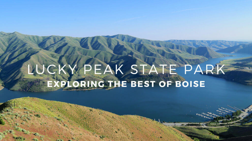 Lucky Peak State Park - Boise ID