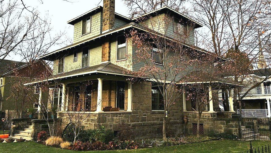 Boise s historic neighborhoods a blast from the past for Craftsman style homes for sale in boise idaho