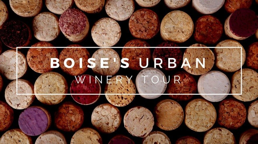 Boise's Urban Winery Tour