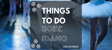 December Boise Events
