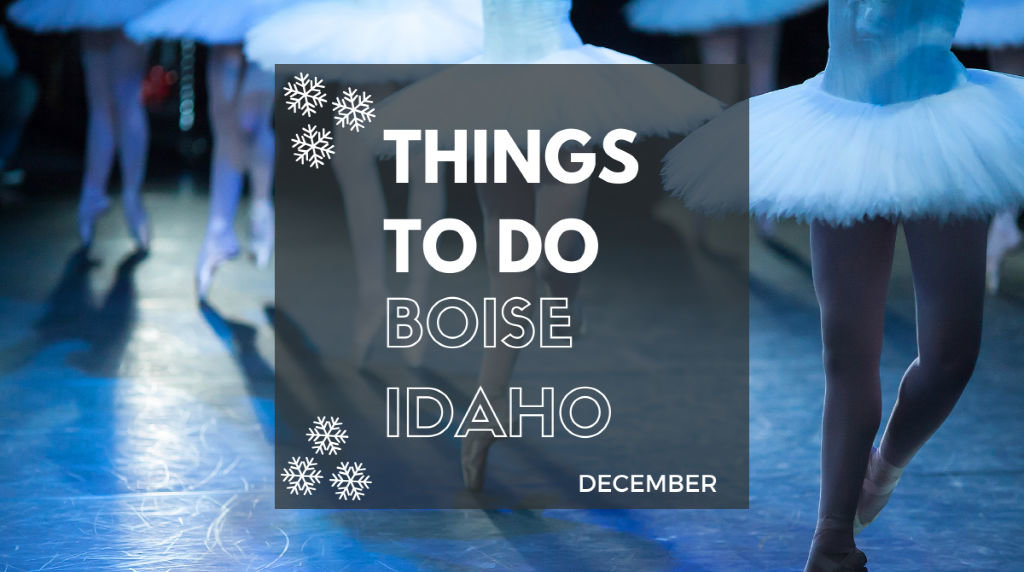 Meridian Winter Lights Parade 2020.Things To Do In Boise In December 2019
