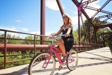 Summer in Boise: Greenbelt recreation
