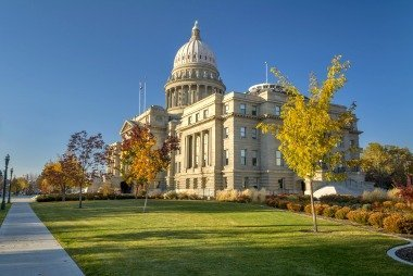 Moving to Boise: Idaho State Capitol