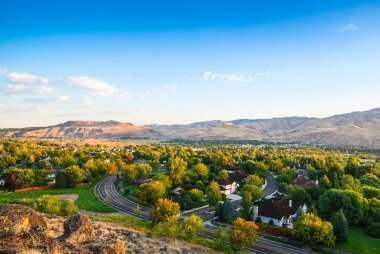 Boise quality of life and natural beauty