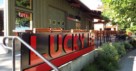 Lucky 13 in East Boise's Harris Ranch on the Greenbelt