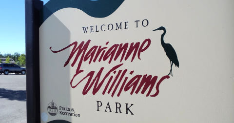 Barber Valley's Marianne Williams Park