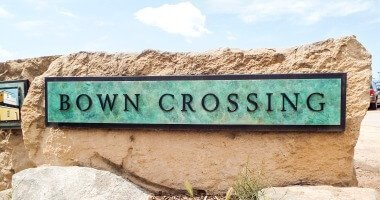 Bown Crossing Homes