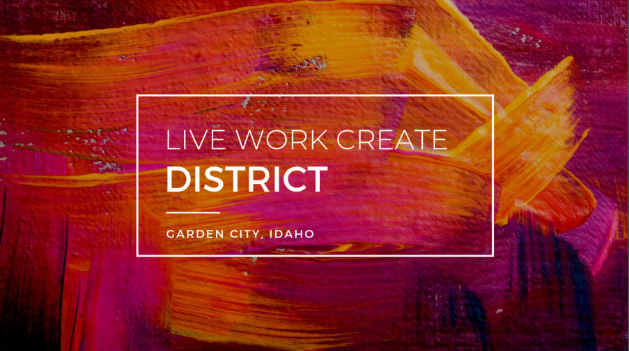 Garden City S Live Work Create District A Neighborhood Like No Other