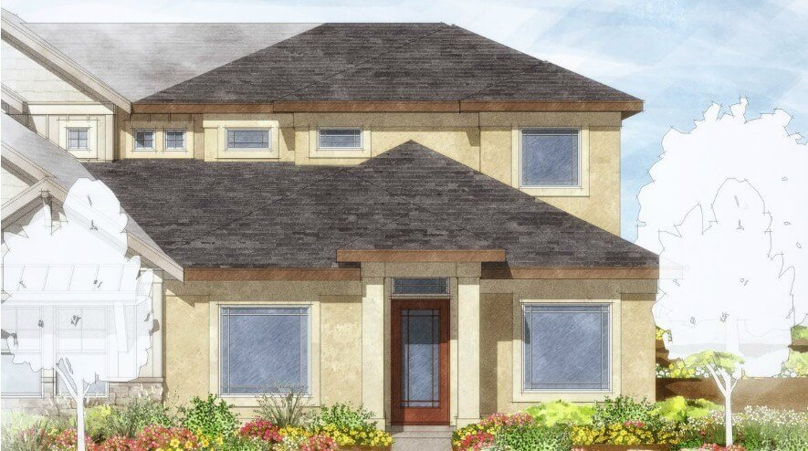 The Lacebark by Todd Campbell Custom Homes