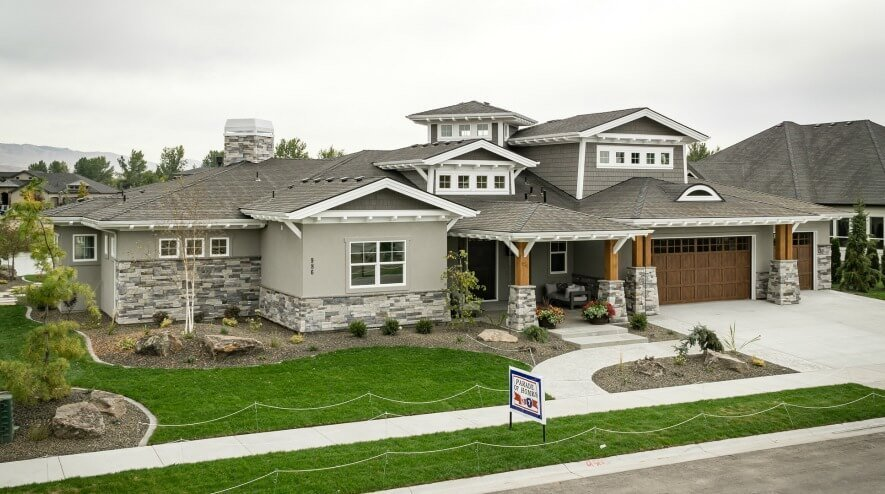 Modern Craftsman by Legacy Homes