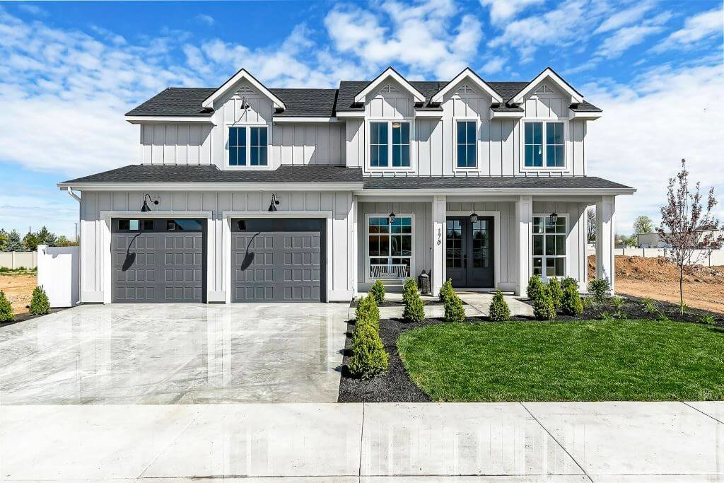 The Colston by Maddyn Homes