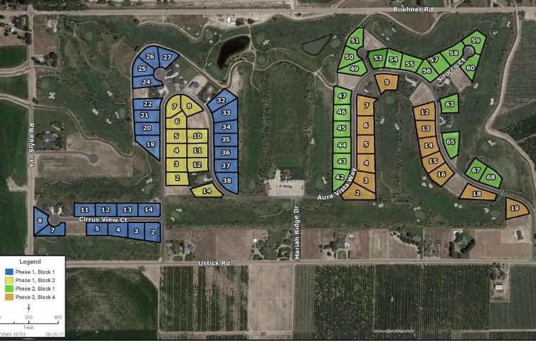 Timberstone Subdivision Caldwell ID plat map