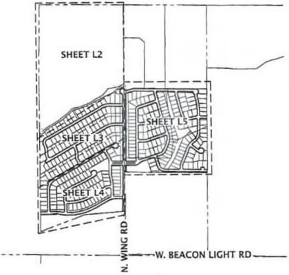 Eagle Stream Subdivision Nampa Idaho plat map