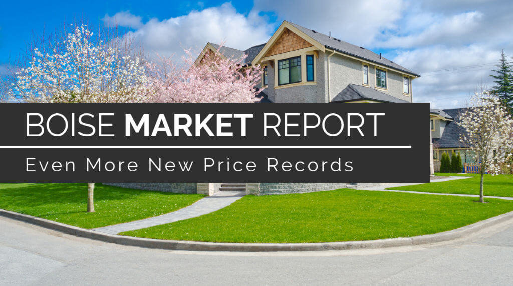 Boise-Area Home Prices Hit Another High, Signaling a Tough Start to Spring Buying Season