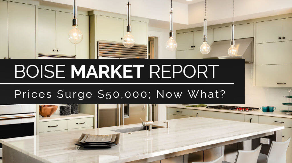 Boise's Meridian Home Price Surges $50,000 in Less Than a Year; Now What?